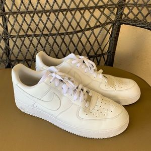 Nike Air Force 1 Size 15